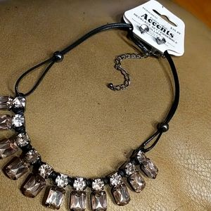 NWT Statement Necklace and Earring Set